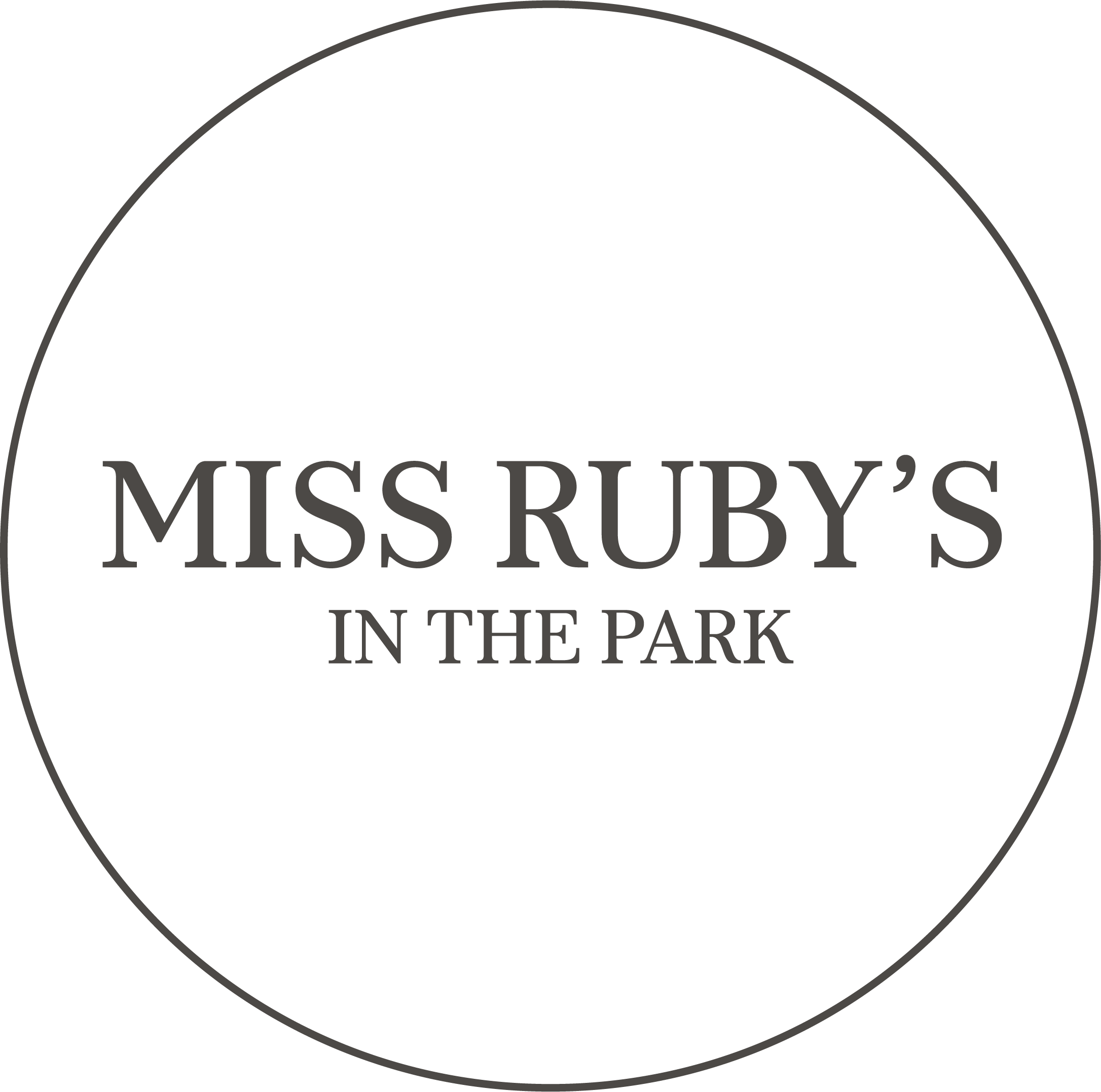 Miss Ruby's
